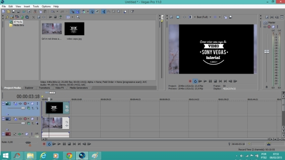 how to add mblook files to sony vegas